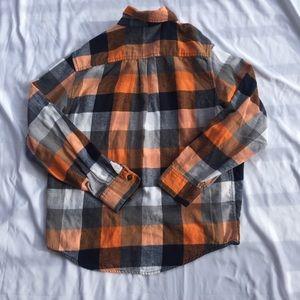 Faded glory long sleeve fleece shirt size XXL